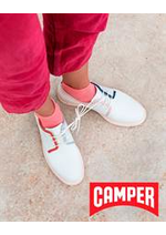Prospectus Camper : Collection de Chaussures