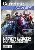 Prospectus Carrefour : Savoirs Septembre