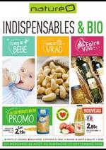 Promos et remises  : Indispensables & bio