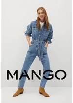 Prospectus MANGO : Denim Styles | Lookbook