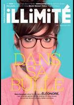 Journaux et magazines UGC : Magazine Illimité Septembre 2020