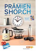 Prospectus Coop Supermarché : Herbst Katalog 2020
