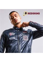 Prospectus Redskins : Nouvelle Collection
