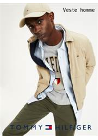 Catalogues et collections TOMMY HILFIGER STORE PARLY 2 : Veste homme