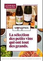 Prospectus  : La sélection des petits vins qui ont tout des grands.