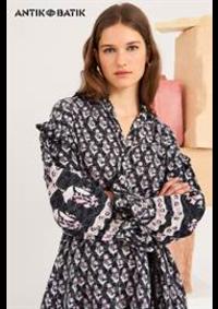 Catalogues et collections Antik Batik Printemps Paris Haussmann : Les Nouveautés Femme