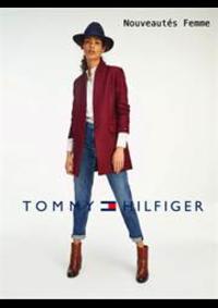 Prospectus TOMMY HILFIGER STORE PARLY 2 : Nouveautes Femme