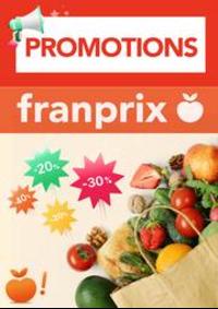 Prospectus Franprix MASSY : Promotions Franprix