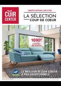 Prospectus Cuir Center Angers : La sélection coup de coeur