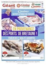Prospectus Supermarchés Casino : Fraîcheur et qualité garanties