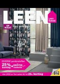 Prospectus Leen Bakker DINANT : Leen Folder Week