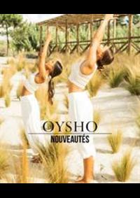 Prospectus Oysho AULNAY SOUS BOIS : Nouveautés