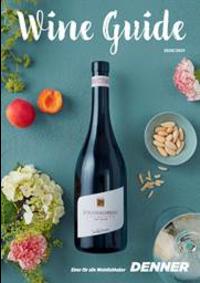 Guides et conseils DENNER Bern - Brunnmattstrasse : Denner Wine Guide 20202021