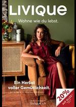 Prospectus Livique : Herbst Katalog 2020