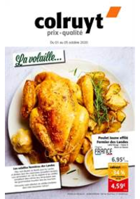 Prospectus Colruyt DINANT : Actions
