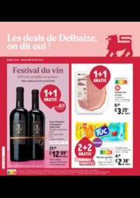 Promos et remises Proxy Delhaize Saint-Ghislain : Nouveau: Promotion de la semaine