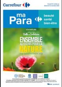 Prospectus Carrefour BOURGES : Ma para - beauté, santé, bien-être