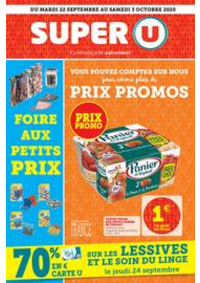 Prospectus Super U NOISY LE ROI : Catalogue Super U