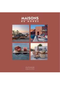 Prospectus Maisons du monde Claye Souilly : Outdoor Collection 2020