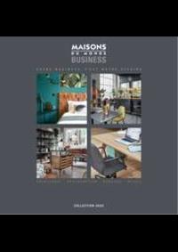Prospectus Maisons du monde Arcueil : Business Collection 2020