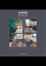 Prospectus Maisons du Monde : Business Collection 2020