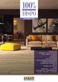 Prospectus Samse matériaux MARGENCEL : 100% Collection Dispo