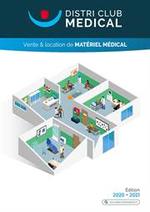 Prospectus Distri Club Medical : Catalogue 2020 pour les Professionnels