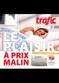 Prospectus Trafic Fleurus : Le Plaisir