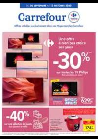 Promos et remises Carrefour GOSSELIES : folder Carrefour