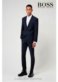 Catalogues et collections Hugo Boss Le Chesnay : Collection homme
