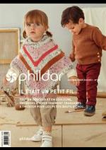 Prospectus Phildar : Automne Hiver Enfant 20-21