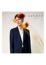 Catalogues et collections Sandro : Collection Homme