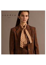 Catalogues et collections Sandro : Collection Femme