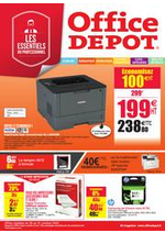 Prospectus Office DEPOT : Catalogue Office Depot