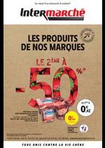 Prospectus Intermarché Super : LES PRODUITS DE NOS MARQUES