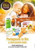 Partageons la Bio & son savoir-faire - Biomonde