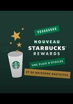 Menus Starbucks Coffee : Starbucks Rewards