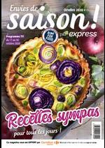 Journaux et magazines Carrefour Express : Express Bi-mensuel S44S45