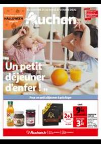 Prospectus Auchan Melun Senart Cesson : Un petit déjeuner d'enfer