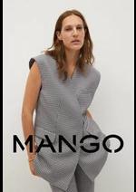 Catalogues et collections MANGO : Tenues de Bureau pour Femme 2020