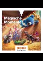 Prospectus Migros Supermarché : Migros Geschenkbuch 2020