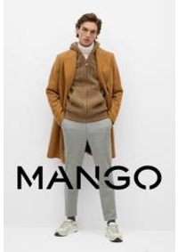 Catalogues et collections MANGO Bern : Comfy Collection für Herren 2020