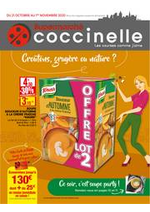 Prospectus  : Catalogue Coccinelle