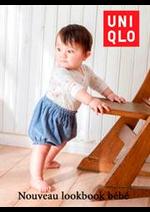 Promos et remises  : Nouveau lookbook bebe