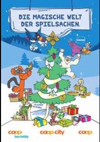 Prospectus Coop City Basel - PerPiedi : Die magische Welt der Spielsachen 2020