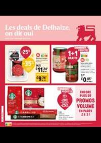 Prospectus Supermarché Delhaize Laeken : Nouveau: Promotion de la semaine