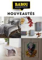 Prospectus Babou : Nouveautés
