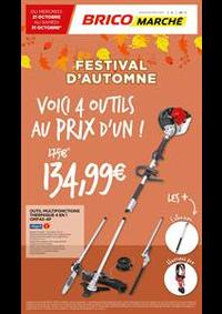 Prospectus Bricomarché Villeneuve-le-Roi : Festival d'Automne
