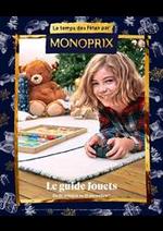 Prospectus  : Le guide jouets