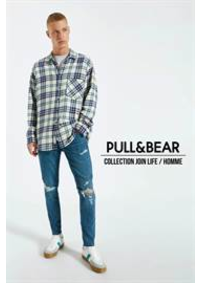Prospectus Pull & Bear Nîmes Cap Costières : Collection Join Life / Homme
